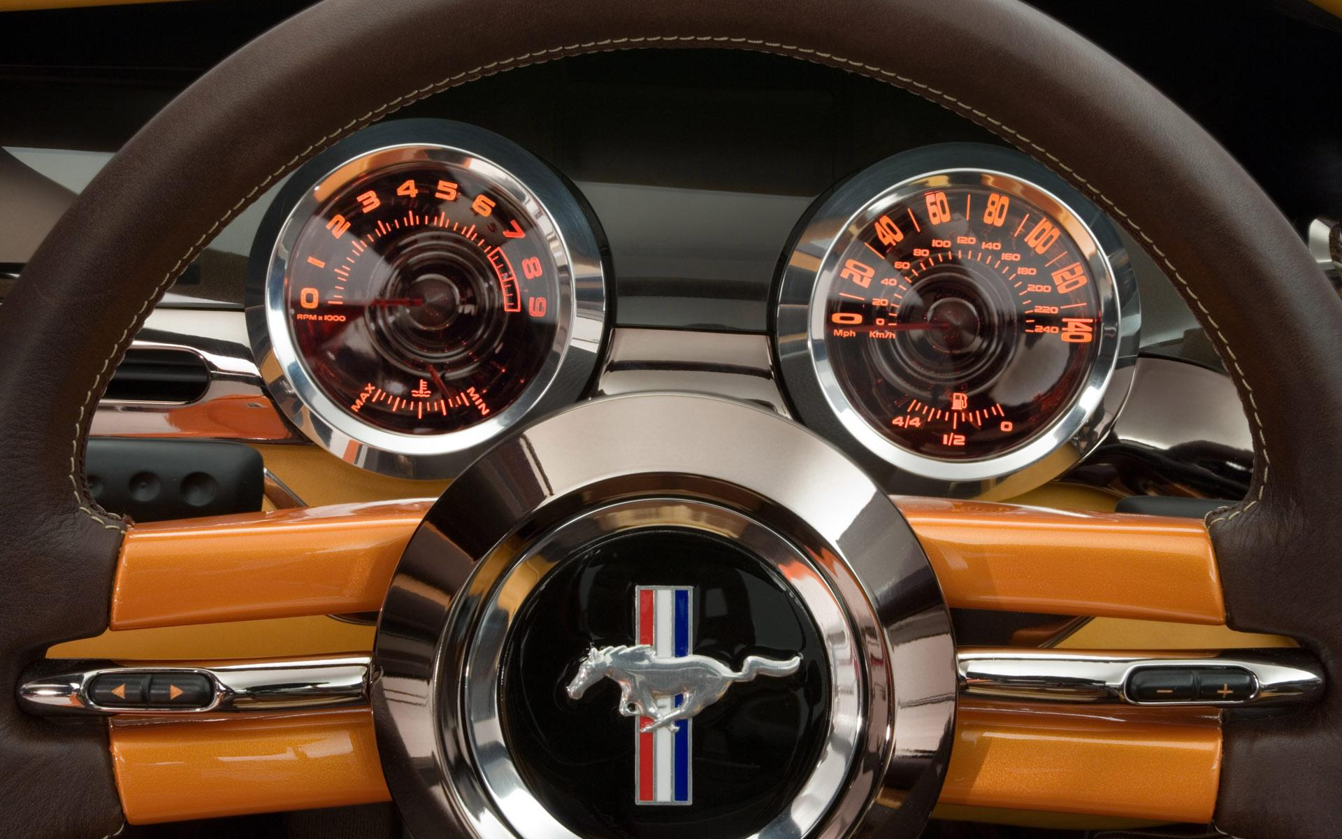 Ford Mustang Wallpapers » Animaatjes.nl