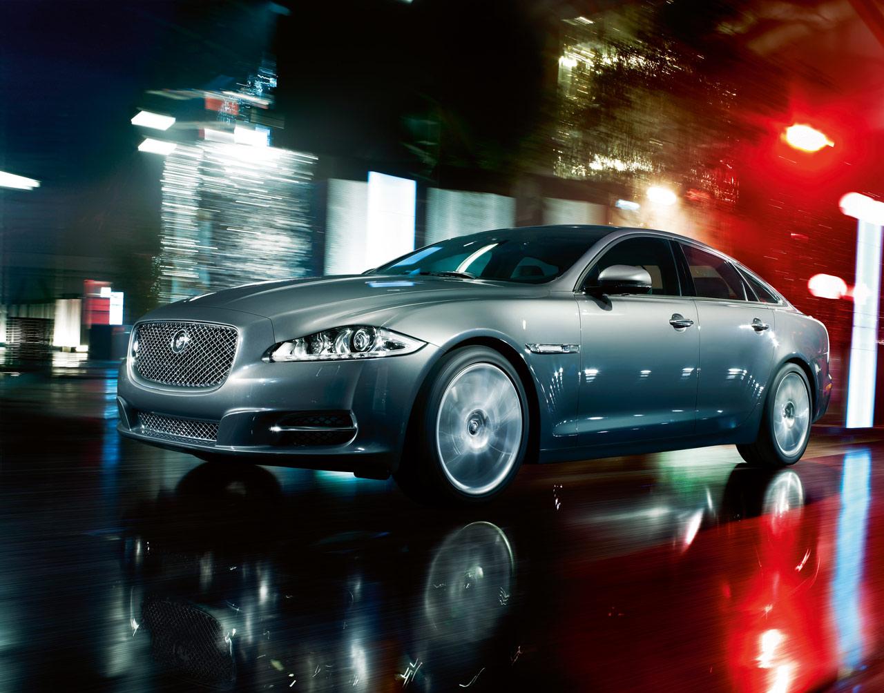 Auto Wallpapers Jaguar xj
