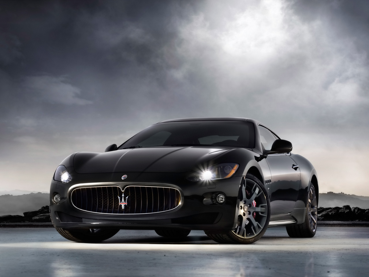 Auto Wallpapers Maserati Gran Turismo