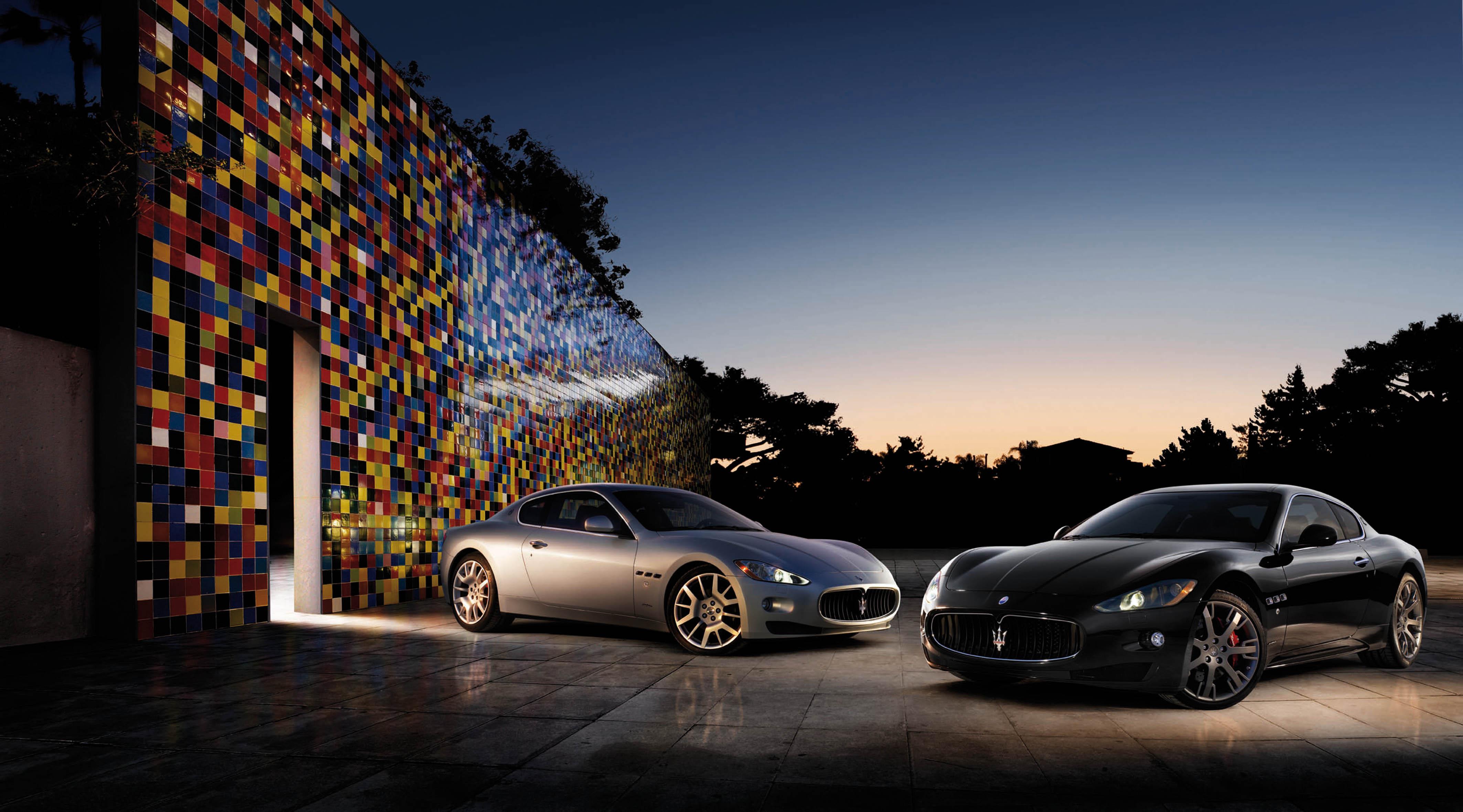 Auto Wallpapers Maserati Gran Turismo