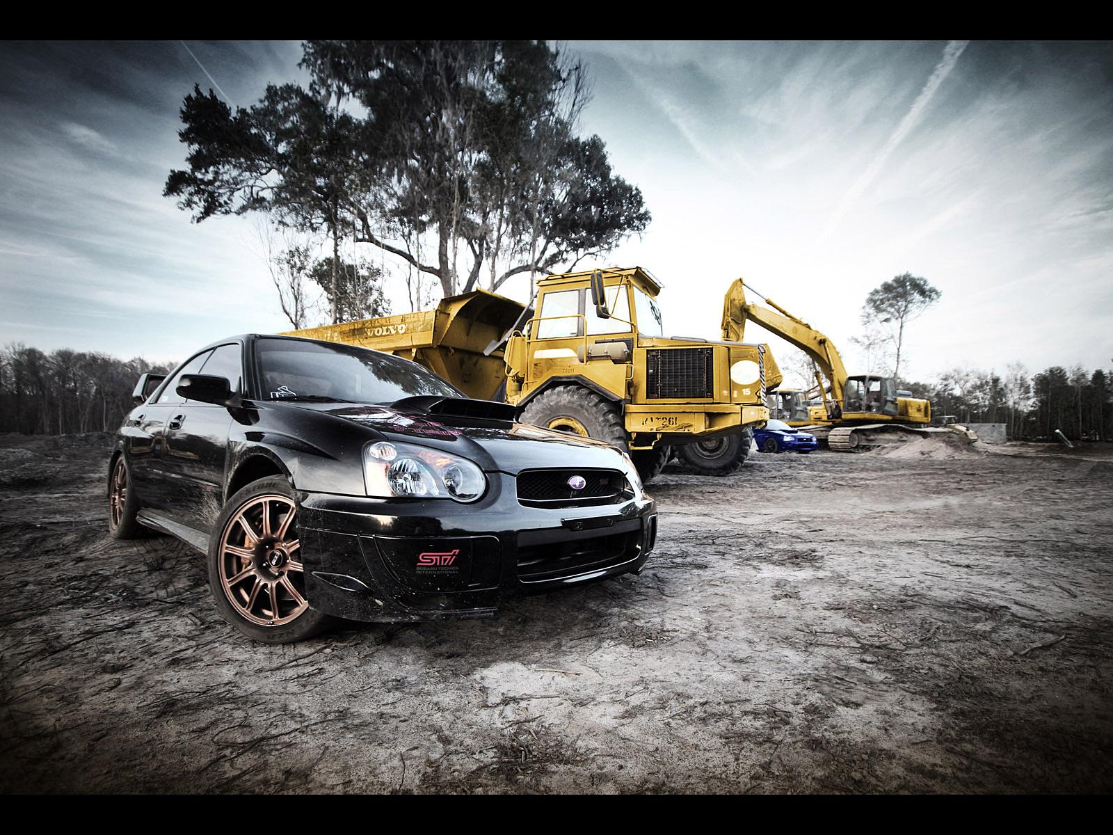 Auto Wallpapers Subaru