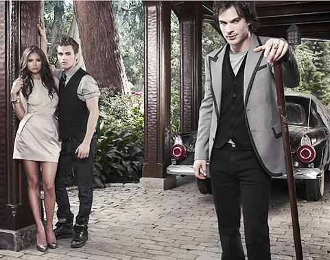 Wallpapers Film en serie The Vampire Diaries