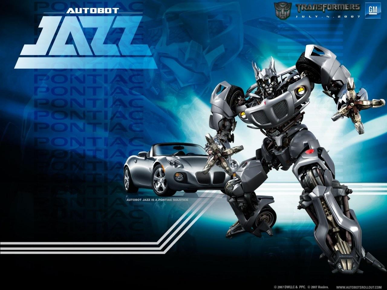 Wallpapers Film en serie Transformers 2