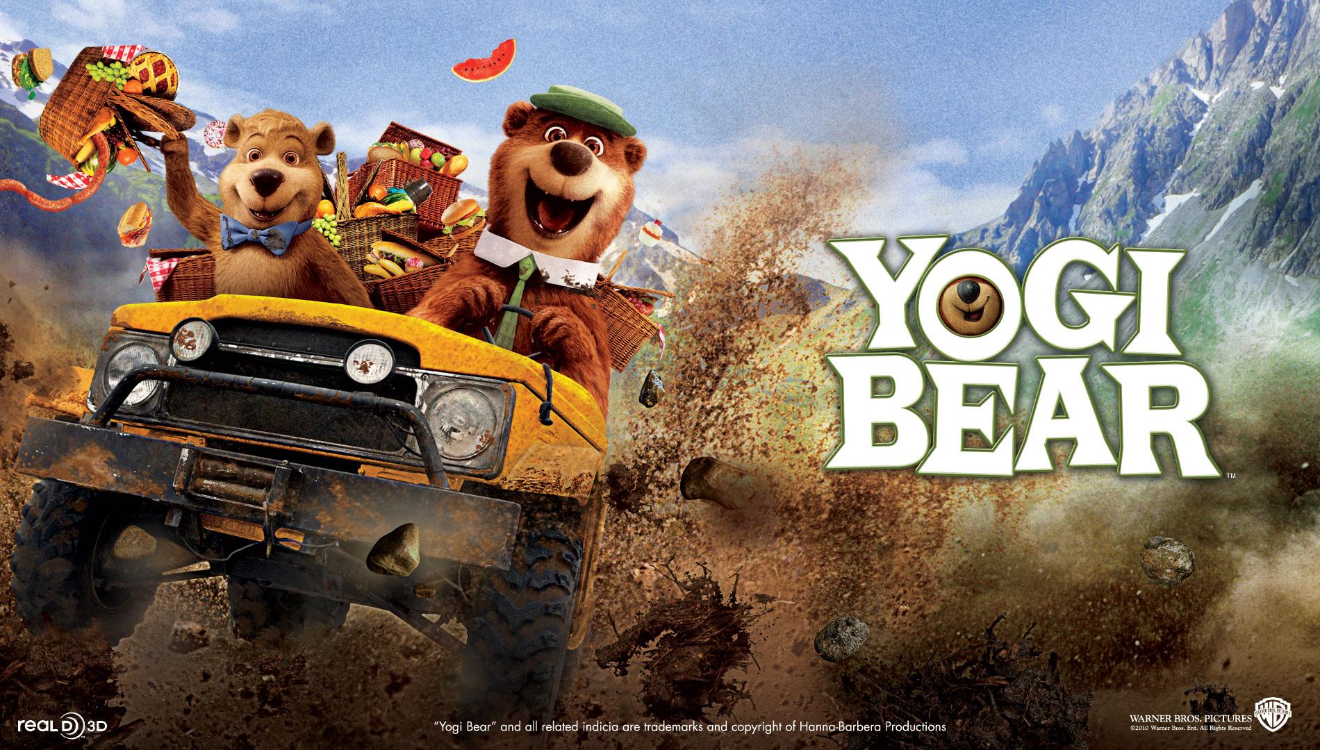 Yogi bear Wallpapers Film en serie