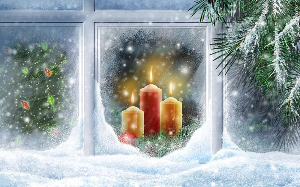 Kerst wallpapers