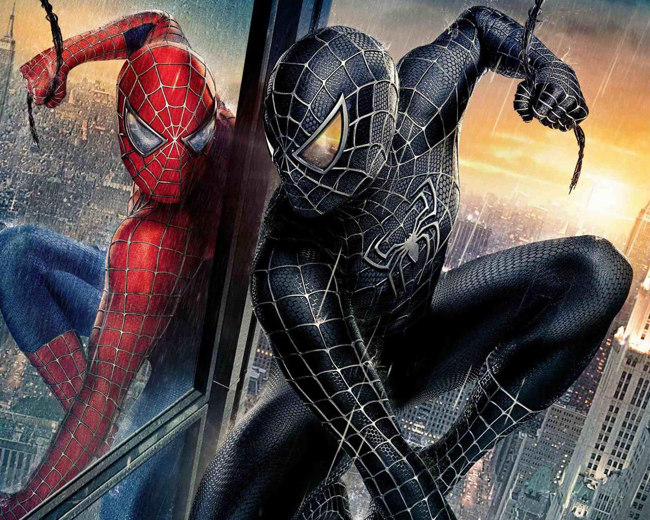 Spiderman Kleurplaten Superhelden Kleurplaten Animaatjes Nl: Spiderman Wallpapers