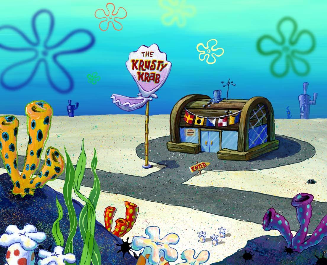 Spongebob Wallpapers Iphone