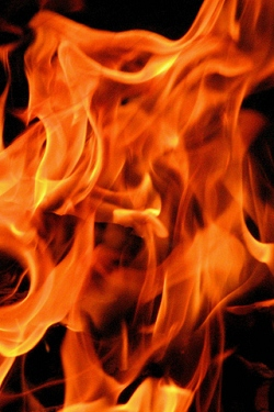 Vuur Wallpapers Iphone