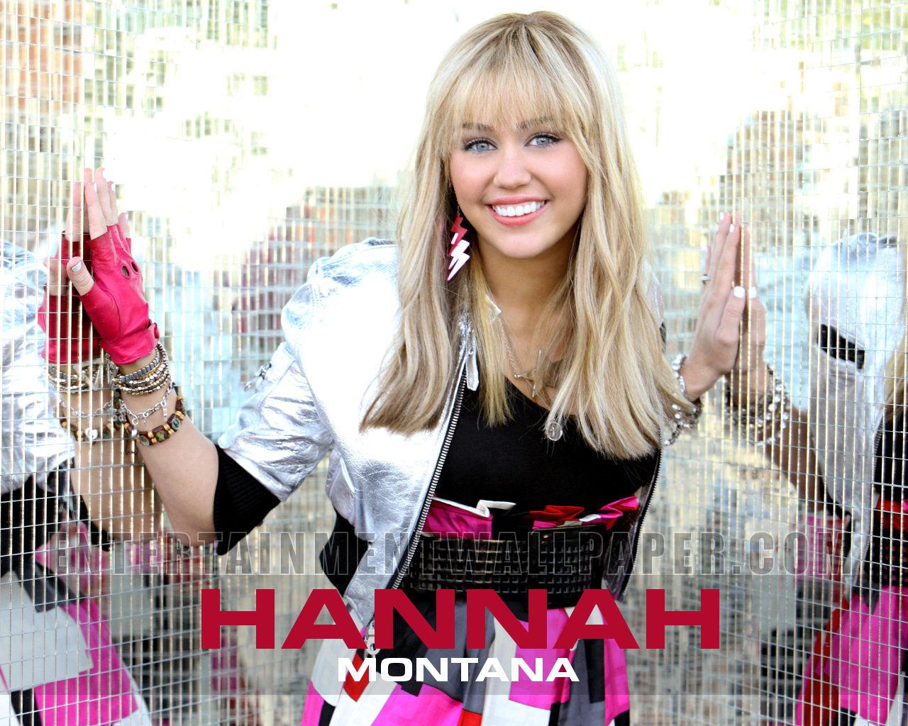Hannah montana Sterren Wallpapers