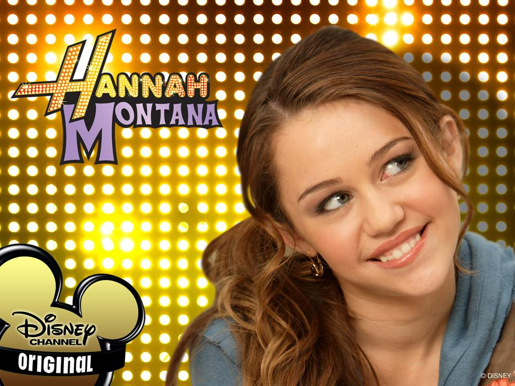 Hannah montana Sterren Wallpapers