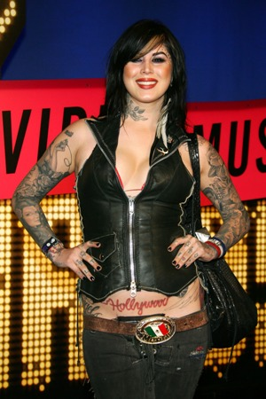 kat von d wallpapers. Kat von d Wallpapers en