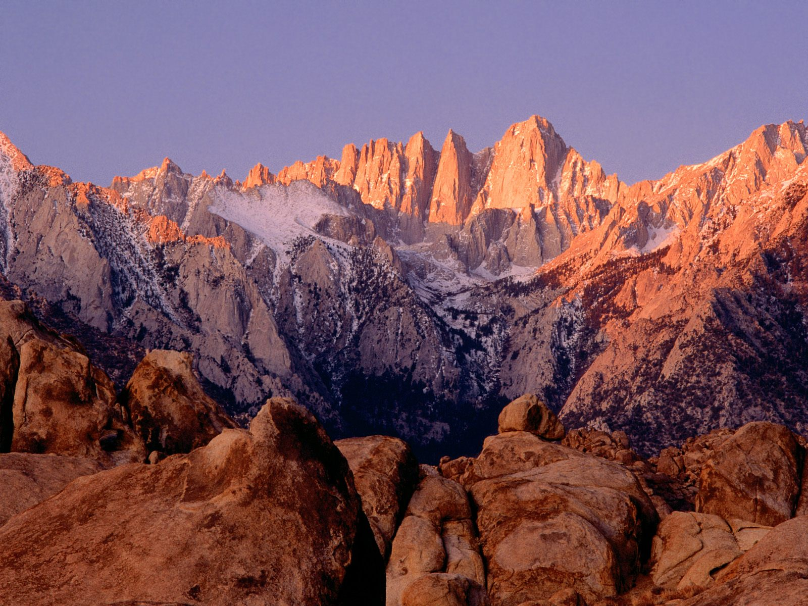 Gunung Whitney Adalah Gunung Tertinggi di Amerika Serikat