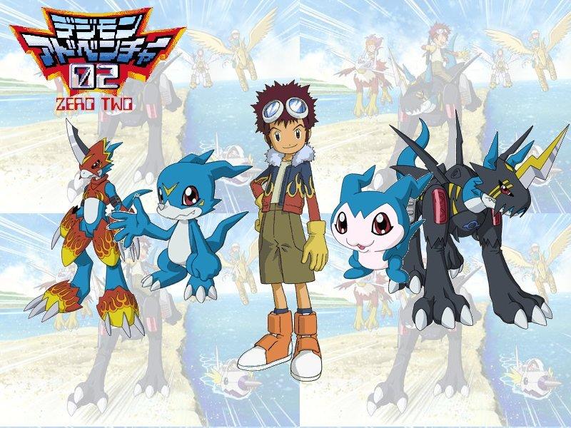 Digimon Wallpapers » Animaatjes.nl