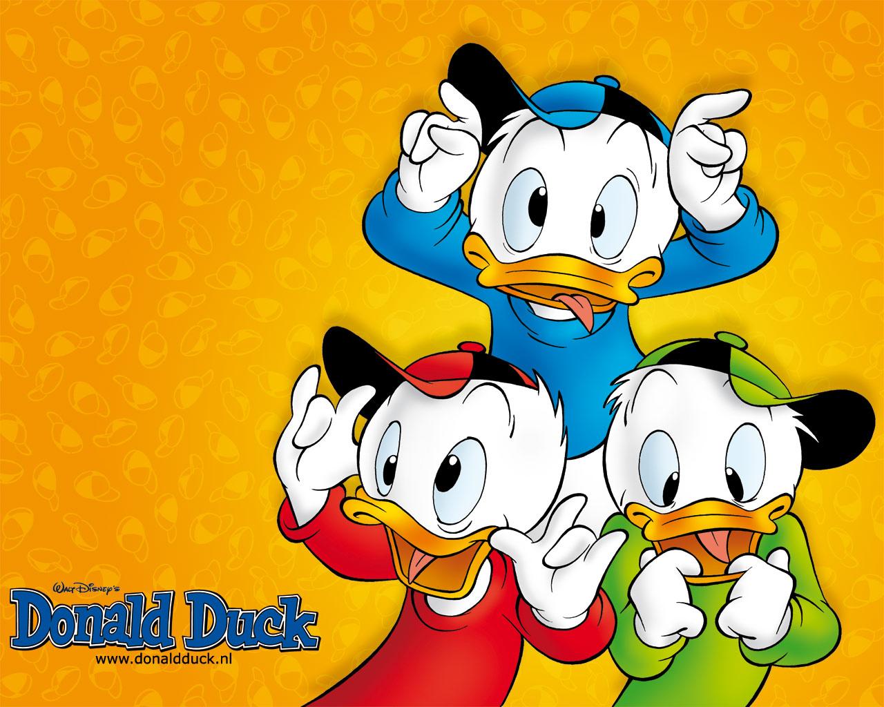 Donald duck en vrienden wallpapers - Donald duck wallpapers for desktop ...