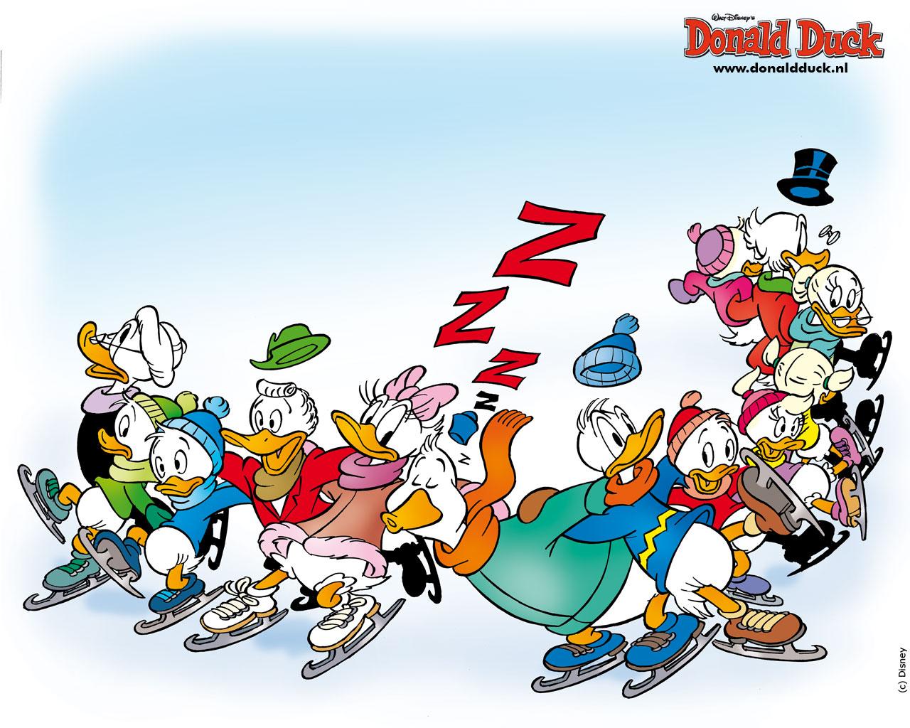 Wallpapers Donald Duck En Vrienden 187 Animaatjes Nl