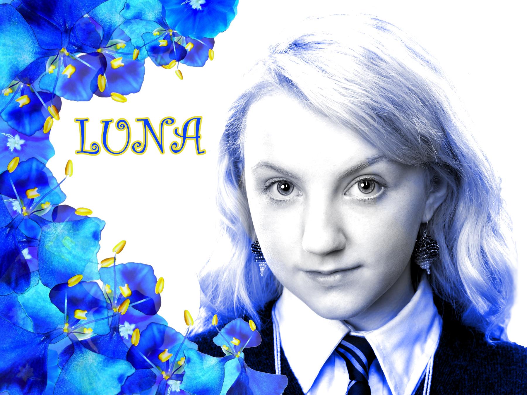 Luna Lovegood Wallpapers 187 Animaatjes Nl